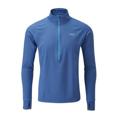 Rab Mens Flux Pull On Base Layer