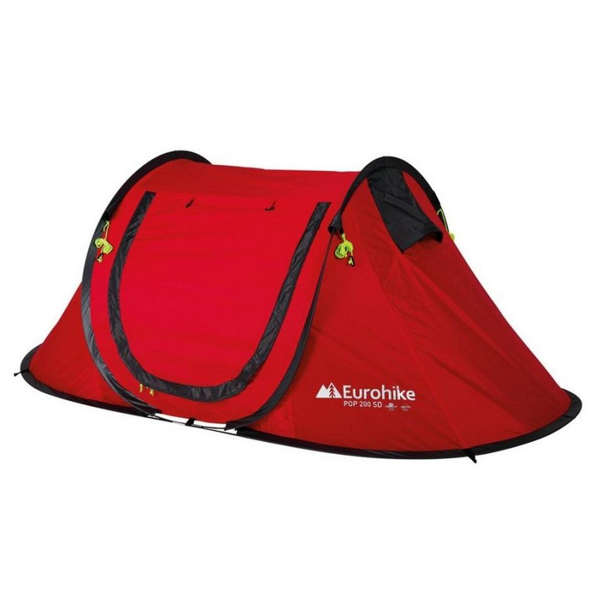 Eurohike Pop 200 SD Pop-Up | Two Person Tent