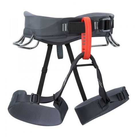 grey black diamond equipment momentum speed adjust harness