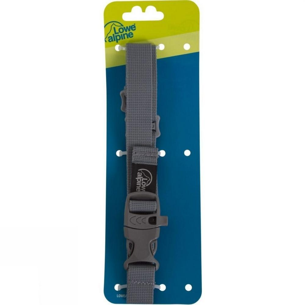 Lowe Alpine Pack Spare/Accessory Chest Strap with Whistle