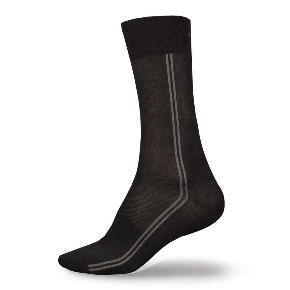 Endura Coolmax Long Sock - Black
