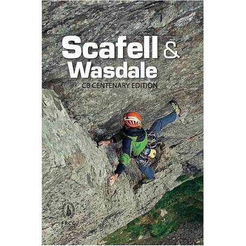 Scafell And Wasdale Climbing Guide