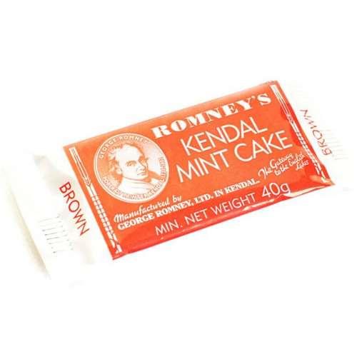 Kendal Mint Cake 40g Bar