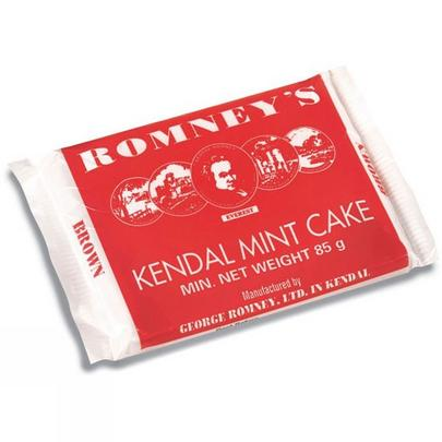 Romneys Kendal Mint Cake 85g Bar