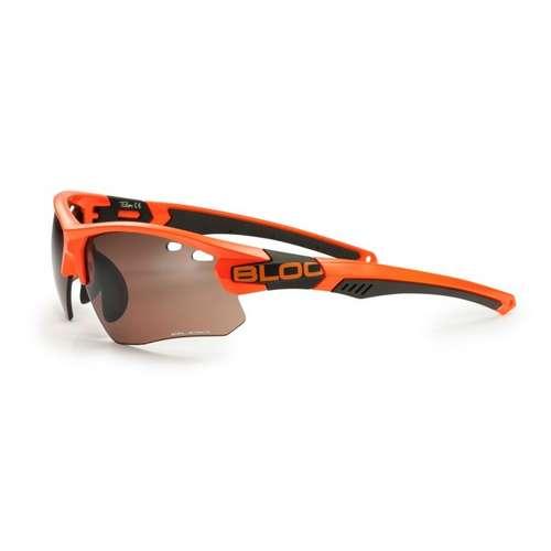 Titan Shiny Orange Sunglasses