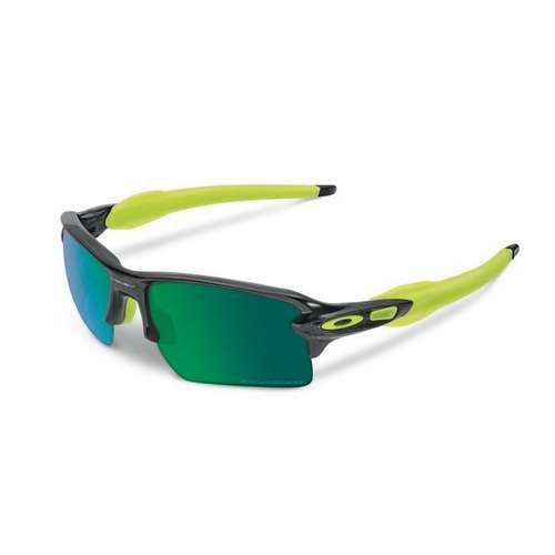 Flak 2.0 XL Jade Iridium Lens Sunglasses
