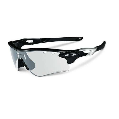 Radarlock Path Black Iridium Lens Sunglasses