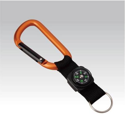 Munkees Carabiner  8 Mm Compass Strap