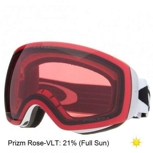 Flightdeck XM White Goggles
