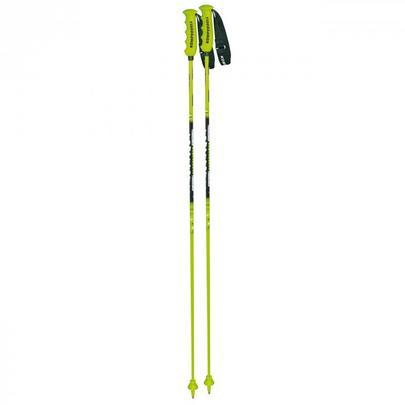 Komperdell National Junior Race Slalom Poles - Yellow