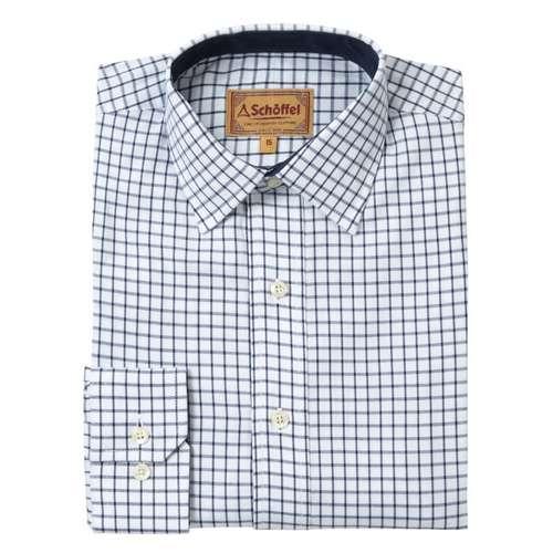 Mens Cambridge Check Shirt