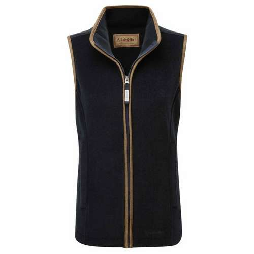Womens Lyndon Fleece Gilet