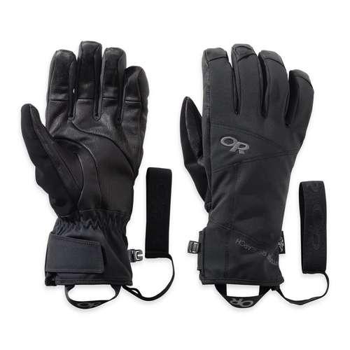 Mens Illuminator Sensor Gloves