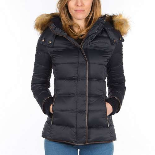 Womens Kensington Jacket With Fur