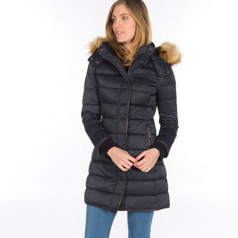 27c97859962 Navy Schoffel Women s Mayfair Down Coat ...