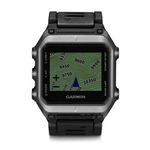 Epix GPS Watch with Birdseye Select Mapping