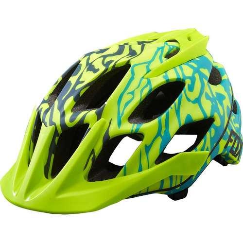 Women's Flux Helmet Green