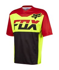 Mens Covert Short Sleeve Jersey Yellow