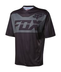 Mens Covert Short Sleeve Jersey Black