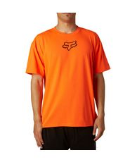 Mens Tournament Short Sleeve Tech Tee Orange