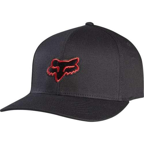 LEGACY FLEXFIT HAT Black Red