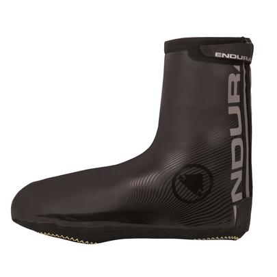 Endura Road II Overshoes - Black