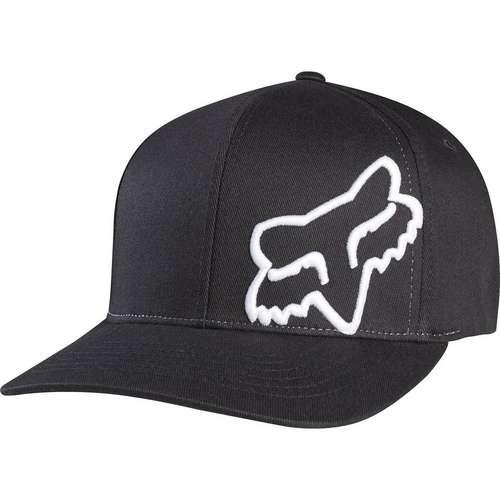 LEGACY Flex 45 FLEXFIT HAT Black White