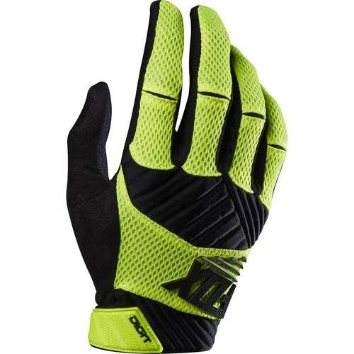 Mens Digit Gloves, Yellow