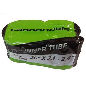 26 x 2.4 Presta Valve Inner Tube