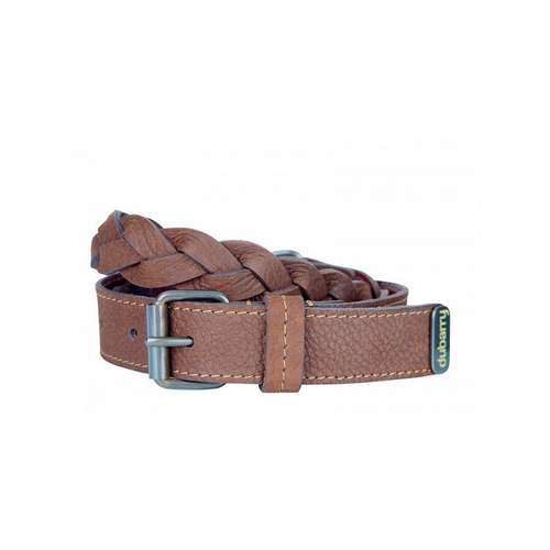 Women's Donmore Plaited Leather Belt