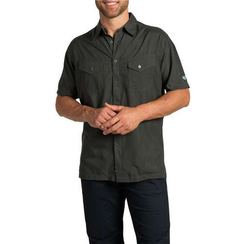 Men's Stealth Short Sleeve Shirt