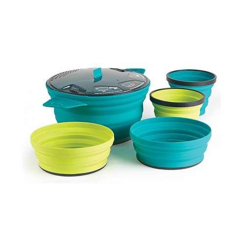 X-Set 31 5-Piece Cookwear Set