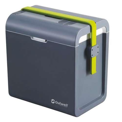 ECOcool Grey 24 Litre 12v Coolbox