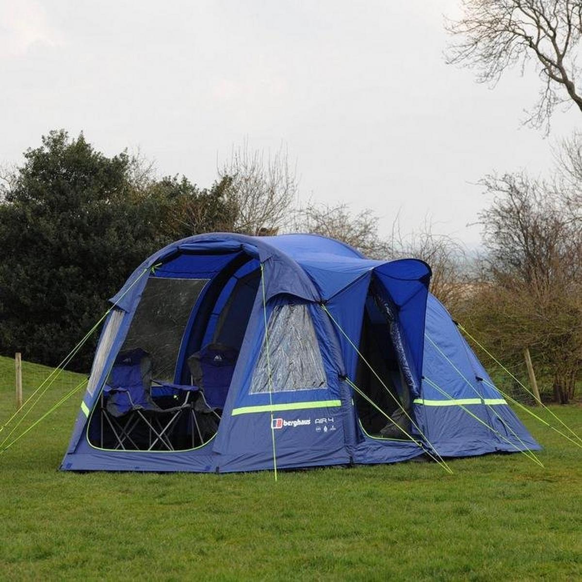 Berghaus Air 4   Four Person Tent