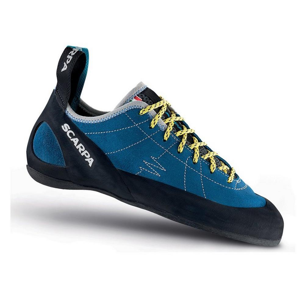 Scarpa Rock Shoes Men's Helix Lace Hyperblue