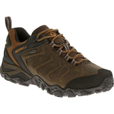 8d147eaf8 Brown Merrell Men s Chameleon Shift Gore-Tex Hiking Shoe Brown Merrell ...