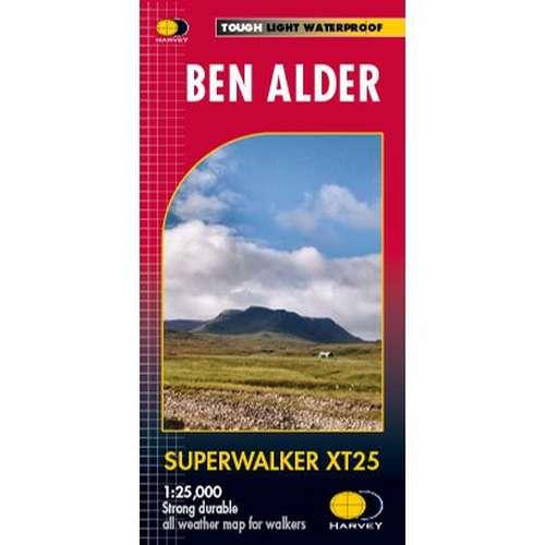 Superwalker Ben Alder XT25