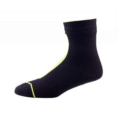 Road Ankle Sock With Hydrostop