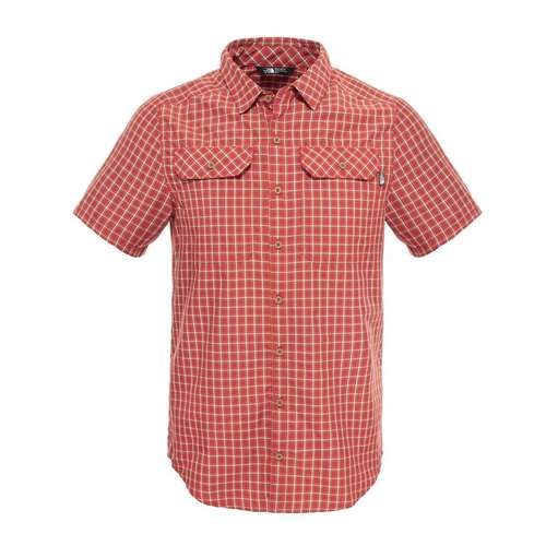 Men's Short Sleeve Pine Knot Shirt