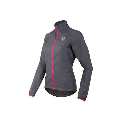 Women's Grey Elite Barrier Road Jacket