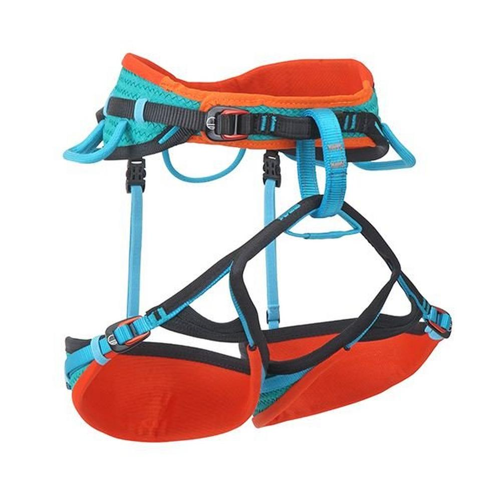 Wild Country Mission Womens Climbing Harness Tropical