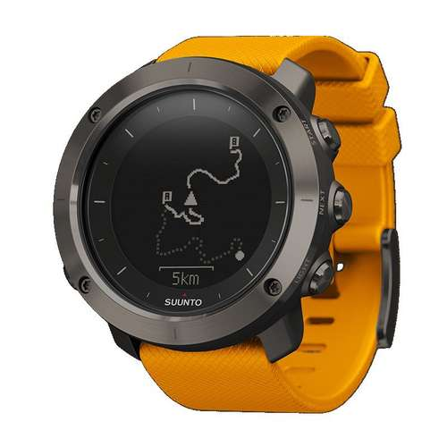 Suunto Traverse Amber Watch