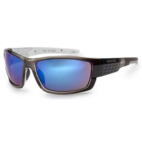 Delta Crystal Black Sunglasses