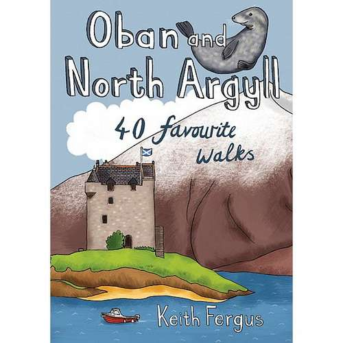 Oban And North Argyll Pocket Mountain Book