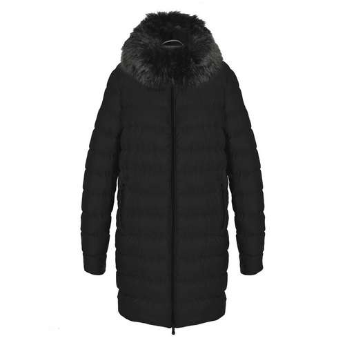 Women's Longline Down Jacket