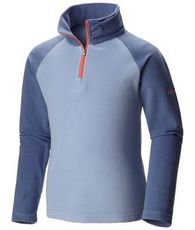 Girls' Glacial 1/2 Zip Fleece