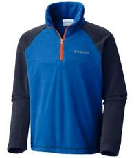 Boys' Glacial 1/2 Zip Fleece