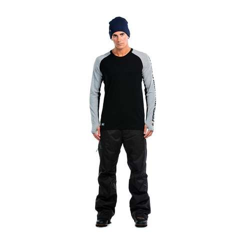Men's Long Sleeve Temple Tech Base Layer