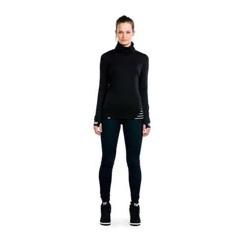 Women's Long Sleeve Cornice Rollover Base Layer