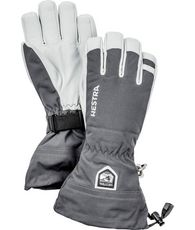 Men's Army Leather Heli Ski Glove